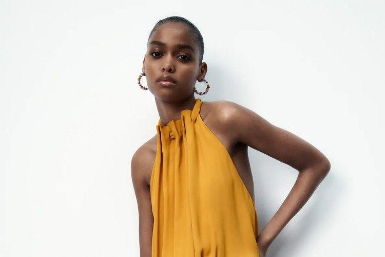 #PopbelaOOTD: Makin Modis saat Musim Panas dengan Dress Warna Kuning