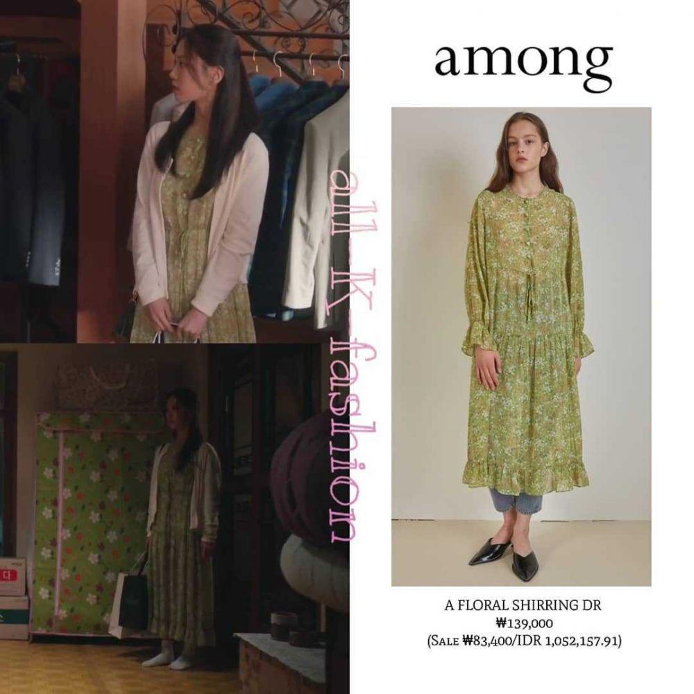 Deretan Harga OutfitKim Myung Hee di Drama Korea Youth of May