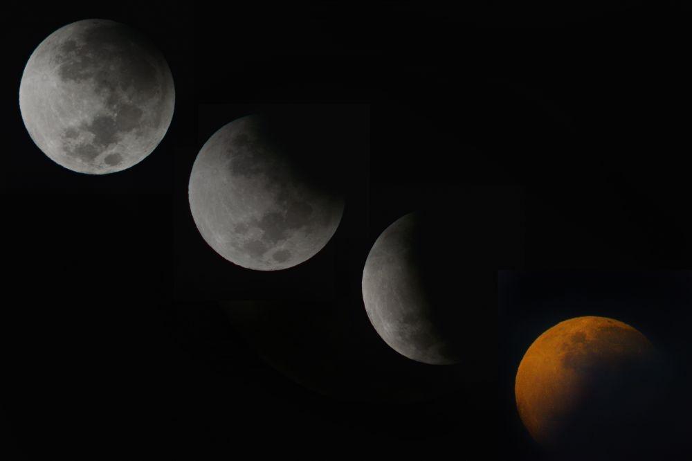 Gerhana Bulan Total pada 26 Mei 2021, Ini Tempat Terbaik Mengamatinya