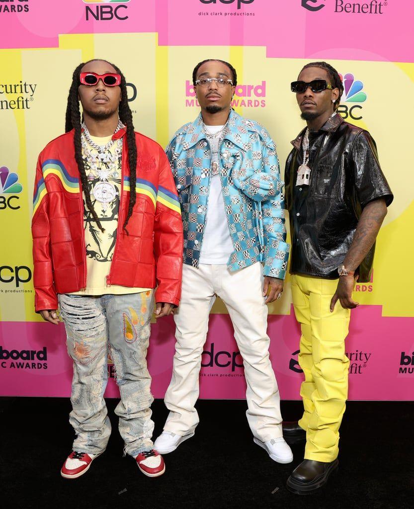 Gaya Para Artis yang Hadiri Karpet Merah Billboard Music Awards 2021