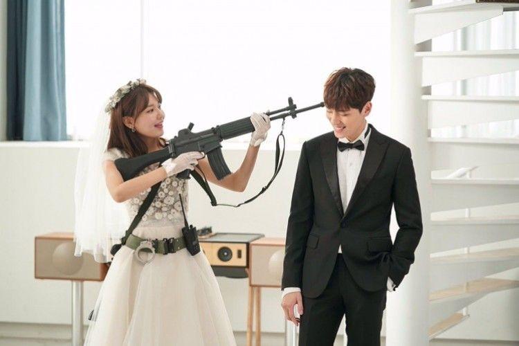 10 Drama Korea tentang Musuh Jadi Cinta, Endingnya Bikin Gemas!