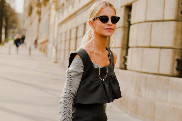 5 Tips Pakai Cropped Top yang High Fashion