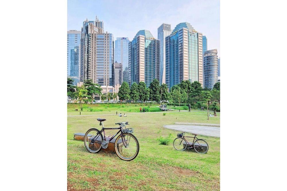 Selain Mall, Ini 5 Ide Tempat Kencan di Jakarta