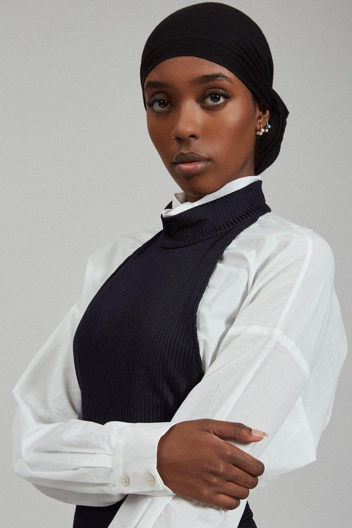 Inspirasi Model Anting yang Cocok untuk Gaya Hijab Turban