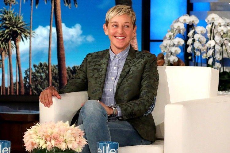 Rating Terus Anjlok, 'The Ellen Show' berhenti Tayang Tahun Depan