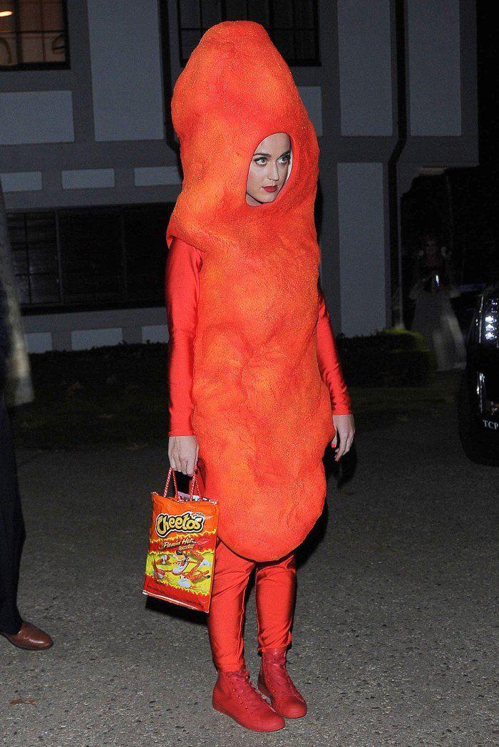 Ngakak! Deretan Kostum Katy Perry yang Terinspirasi dari Makanan