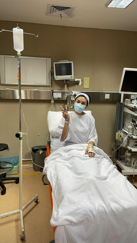 Masih Dirawat di Rumah Sakit, Nikita Mirzani Tetap Bekerja