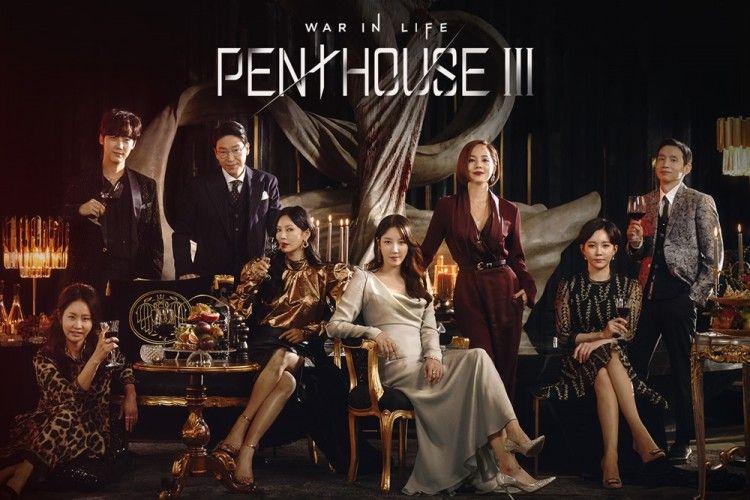 Siap-Siap Emosi Jiwa, 7 Misteri yang akan Muncul di 'The Penthouse 3'