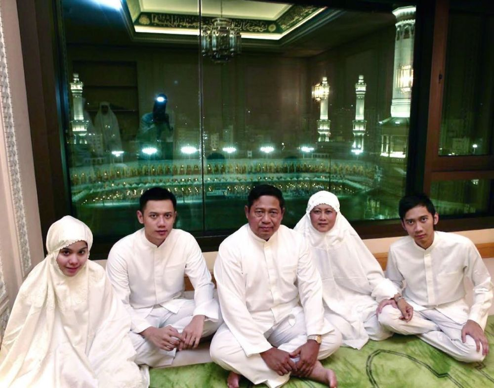Selalu Dikenang, 9 Potret Lawas Annisa Pohan & Mendiang Ani Yudhoyono