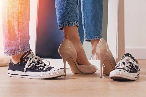 Tips Memilih Sepatu yang Tepat dan Nyaman untuk Dipakai Seharian