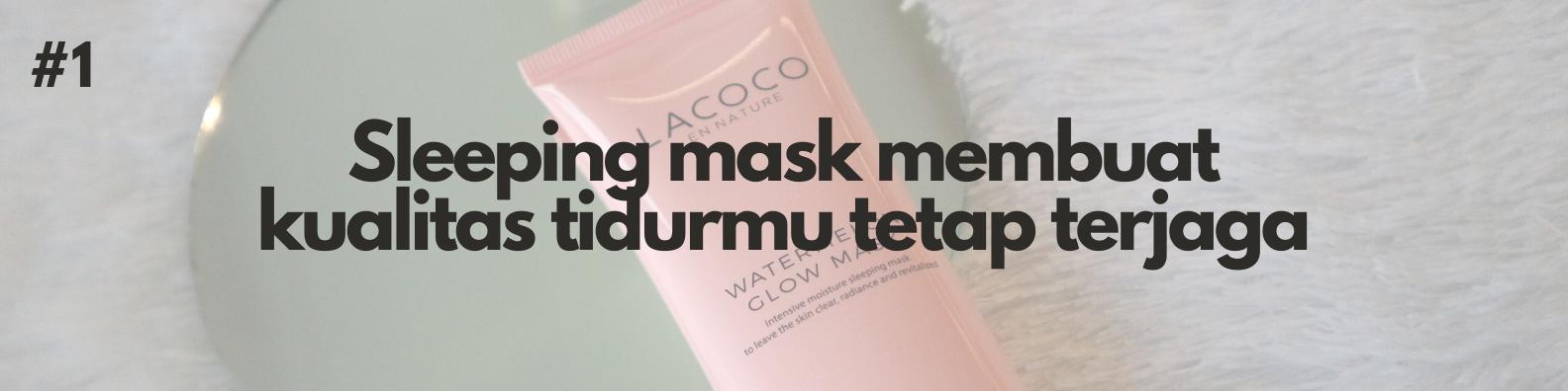 Sering Keluhkan 4 Hal Ini? Artinya Kamu Butuh Sleeping Mask Tuh!