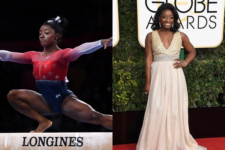Perbandingan Gaya Atlet Dunia di Lapangan vs Karpet Merah