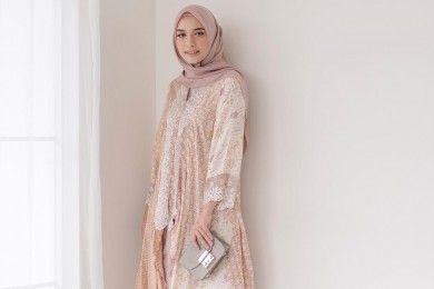 Ide Pakaian Hijab Celana Cocok Hadiri Pesta