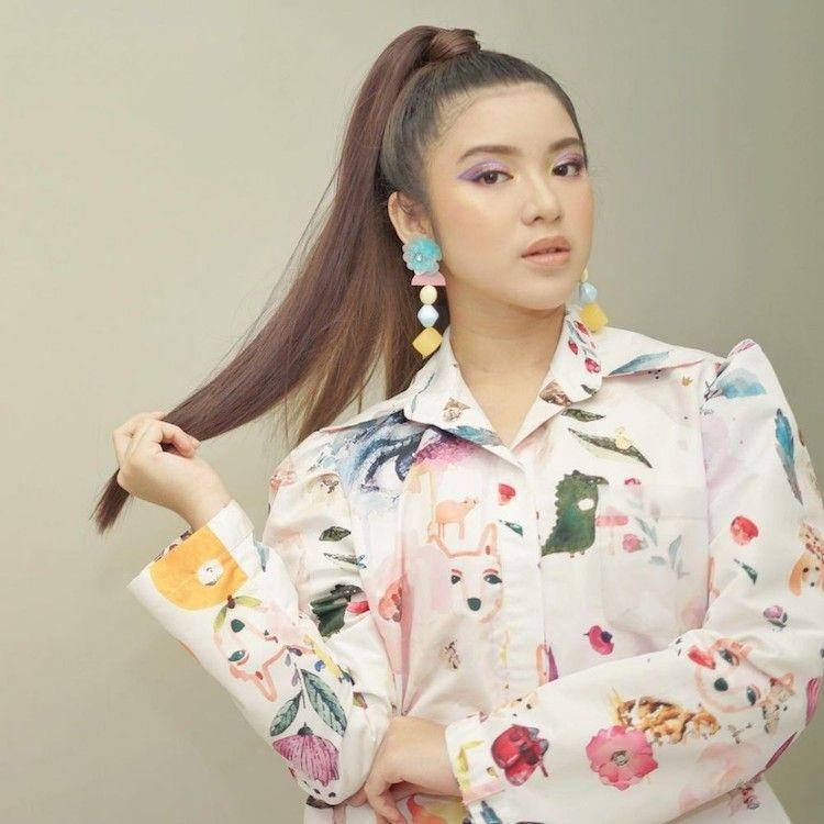 9 Inspirasi Hairdo Tiara Andini yang Bikin Penampilan Makin Kekinian
