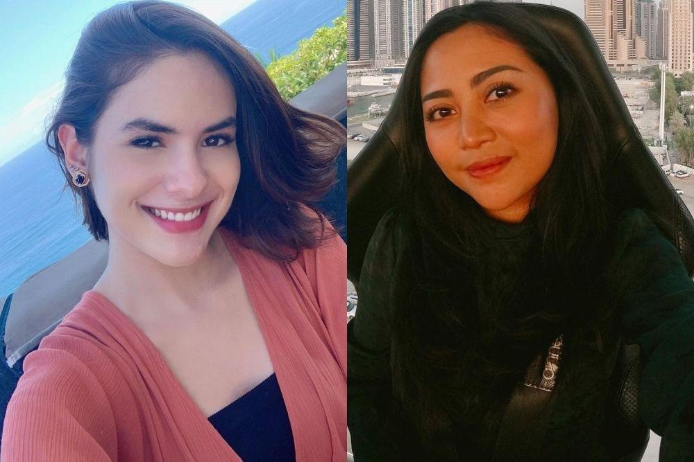 Adu Penampilan Steffi Zamora vs Rachel Vennya