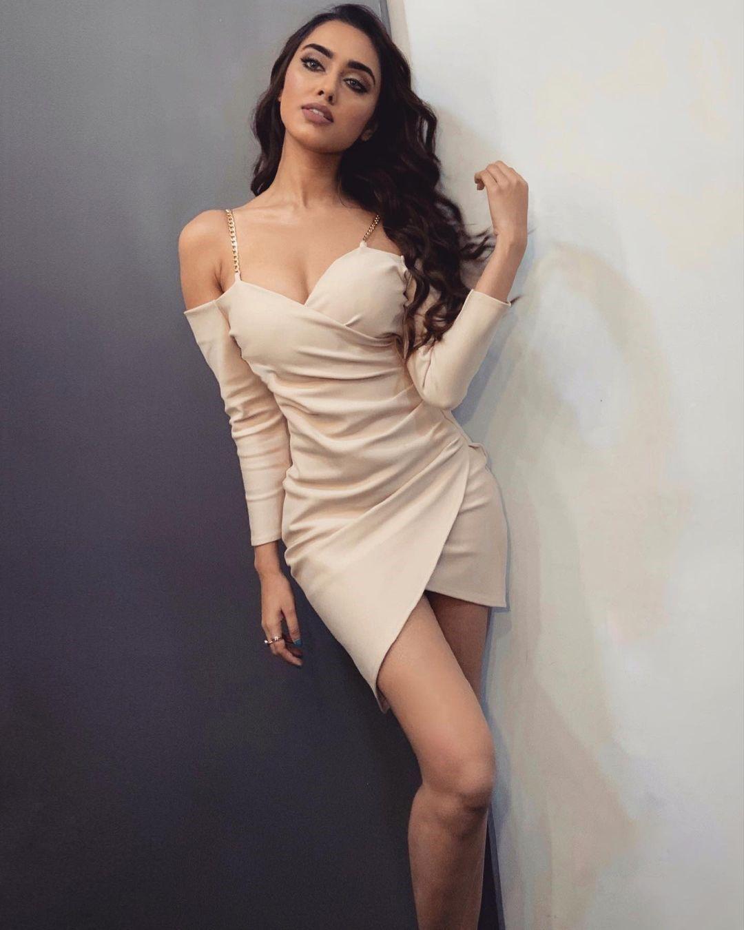 Sakshma Srivastav memiliki paras cantik!