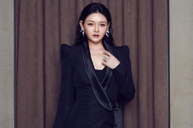 Potret Terbaru Barbie Hsu, Pemeran Sanchai di Serial 'Meteor Garden'