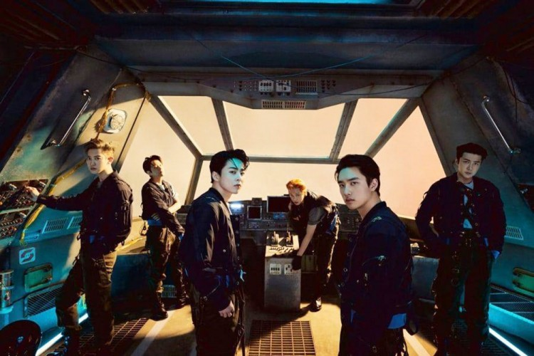 "Sukses Besar, 5 Prestasi Mengesankan EXO ""Don't Fight The Feeling"""