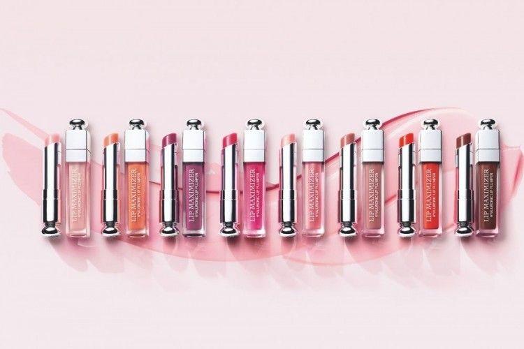Bibir Makin Berkilau, Ini 10 Shade Terbaru dari Dior Lip Glow