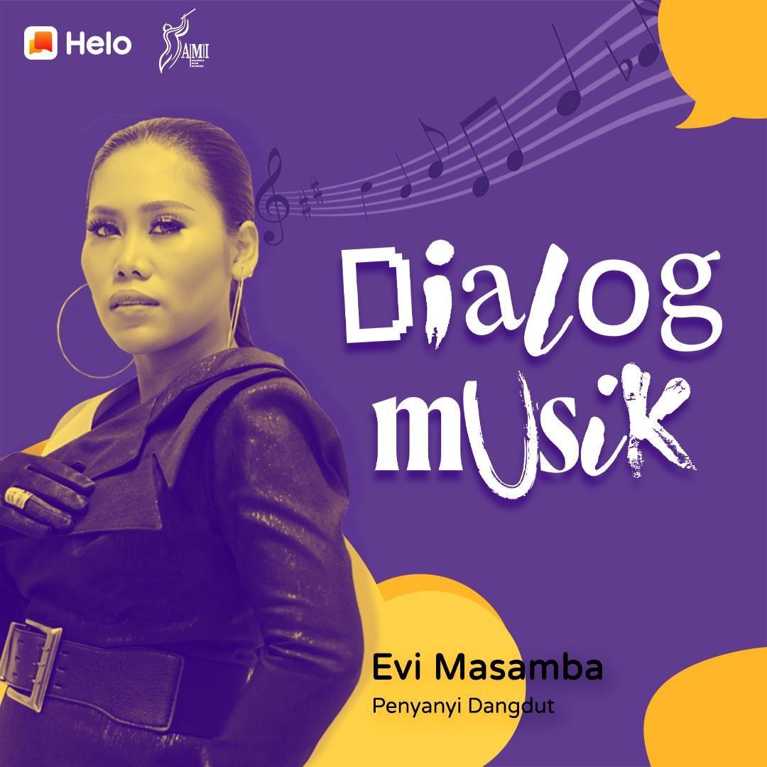 Kenal Lebih Dekat dengan Para Musisi Lewat #DialogMusik di Helo App
