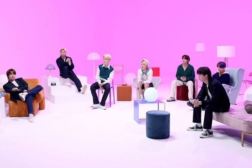 Berkonsep Ceria, Deretan Fakta 'BTS Room Live' Menjelang 8 Tahun Debut