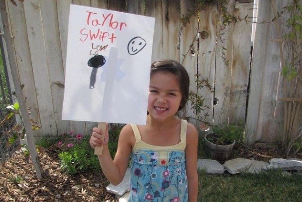 Ngefans Sama Taylor Swift, Begini Transformasi Olivia Rodrigo