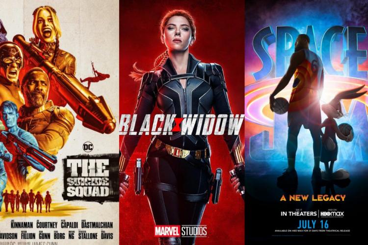 Musim Panas 2021 Dipadati Film Box Office Penuh Fantasi, Apa Saja?