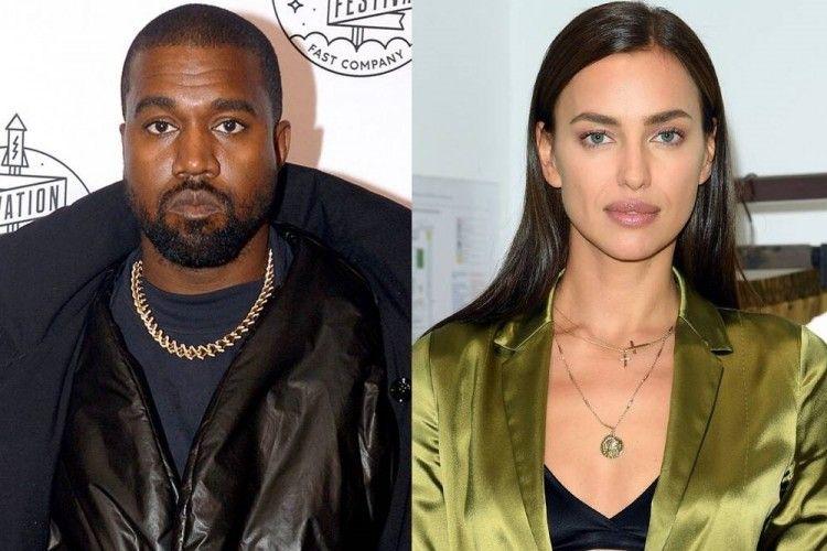 6 Pria yang Pernah Jadi Pacar Irina Shayk, Terbaru Kanye West