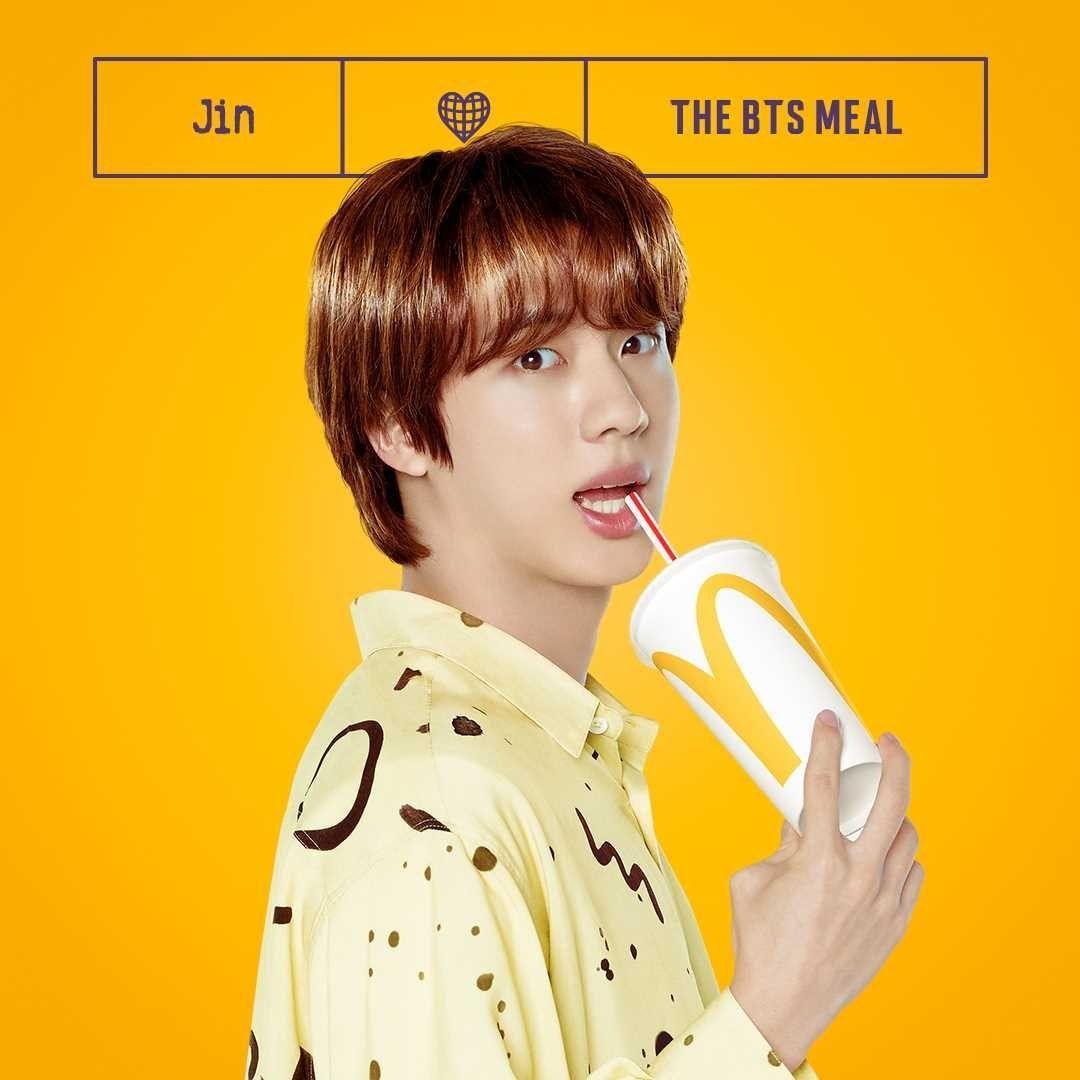 Bocoran Harga Pakaian Member BTS untuk Iklan McDonald's BTS Meal
