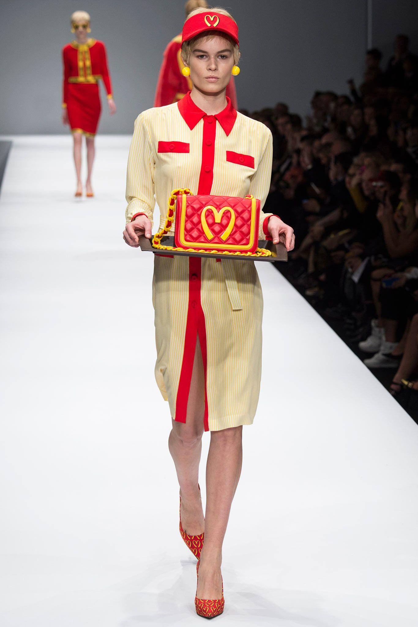 Deretan Pakaian yang Terinspirasi dari McDonald's, Unik Semua!