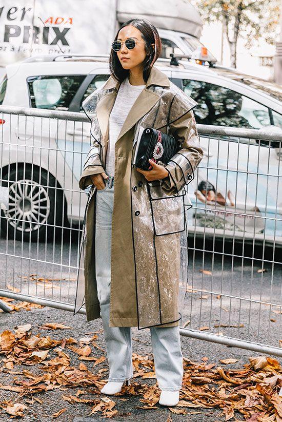 5 Cara Pakai Fashion Item Berbahan Plastik