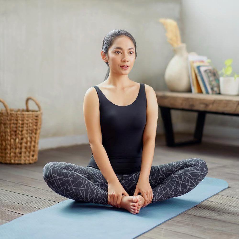 Potret Body Goals A la Dinda Kirana, Bikin Netizen Iri!