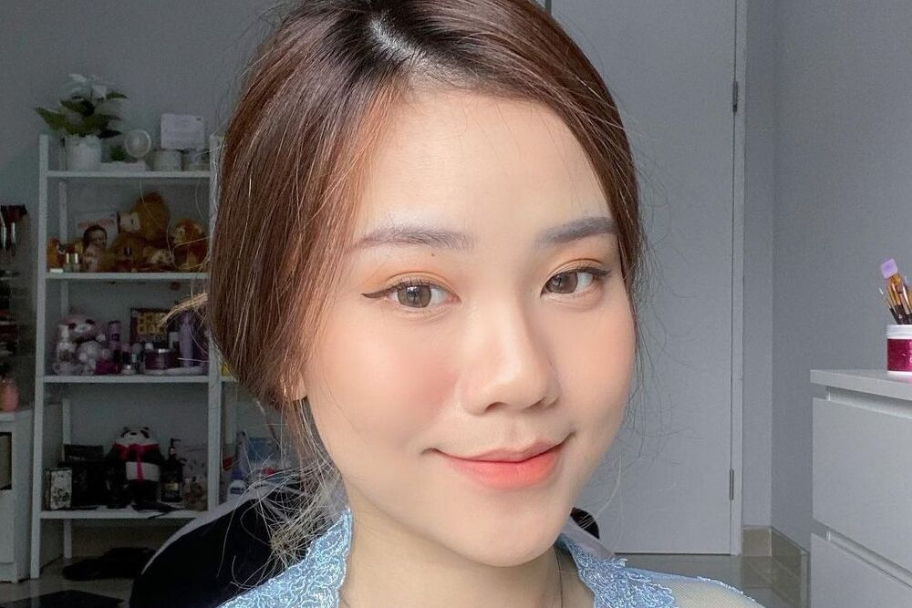 5 Inspirasi Orange Makeup ala Jessica Jane, Bikin Makin Fresh!