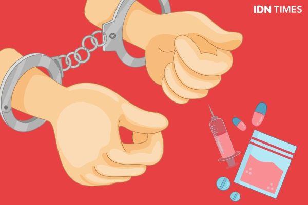 Terjerat Kasus Narkoba, Musisi Berinisial AN Ditangkap Polisi