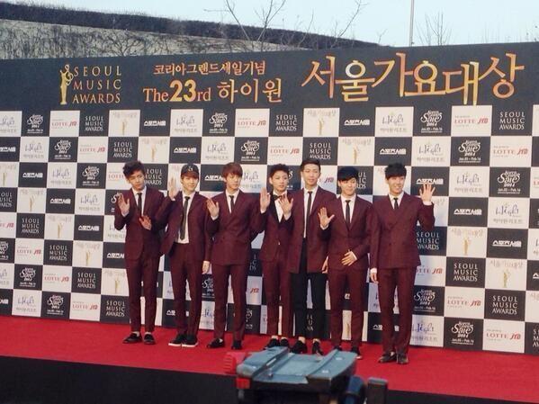 Anniversary ke-8, 12 Potret Kesibukan BTS saat Masih Rookie
