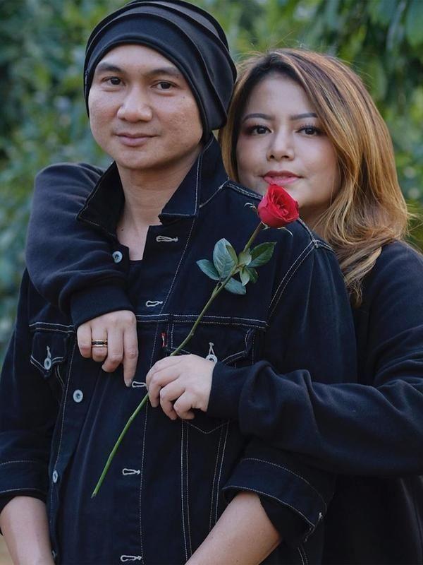 So Sweet! 10 Potret Romantis Anji dan Istri Sebelum Tertangkap Narkoba