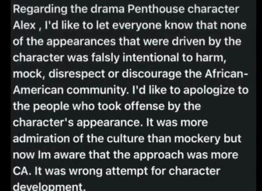 'The Penthouse 3' Dinilai Rasis, Park Eun Seok Lakukan Tindakan Ini