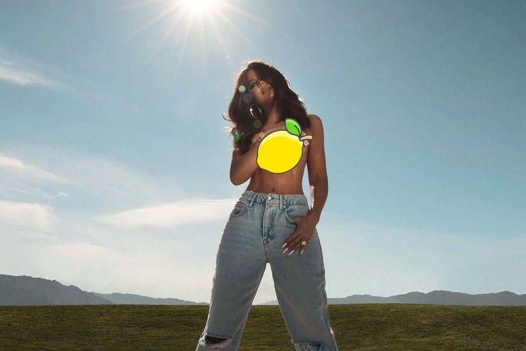 Jadi Model, Khloé Kardashian Niat Pose Telanjang Setengah Badan