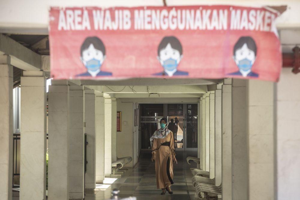 Daftar 10 Kelurahan di DKI Jakarta dengan Kasus COVID-19 Terbanyak