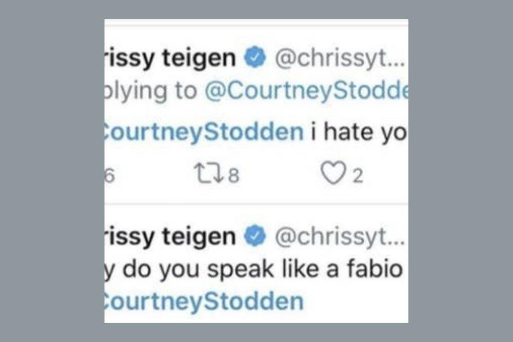 Gaungkan Self-Love, Chrissy Teigen Malah Pernah Lakukan Bullying