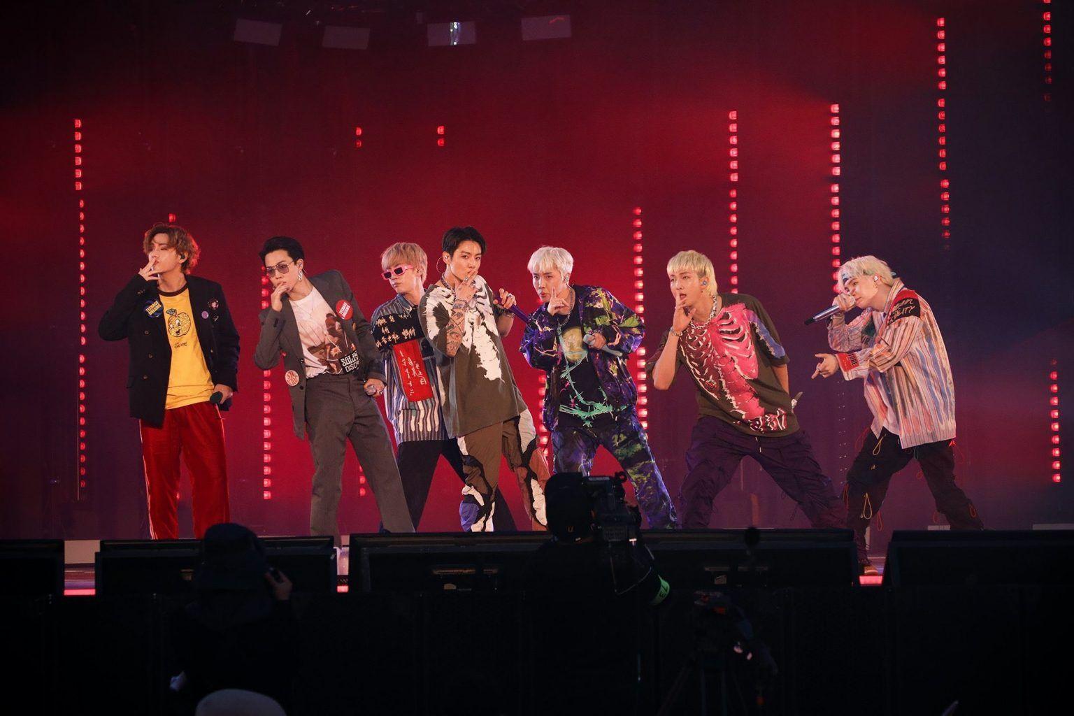 Meriah, Ini 6 Momen Tak Terlupakan 'BTS Muster Sowoozoo 2021'