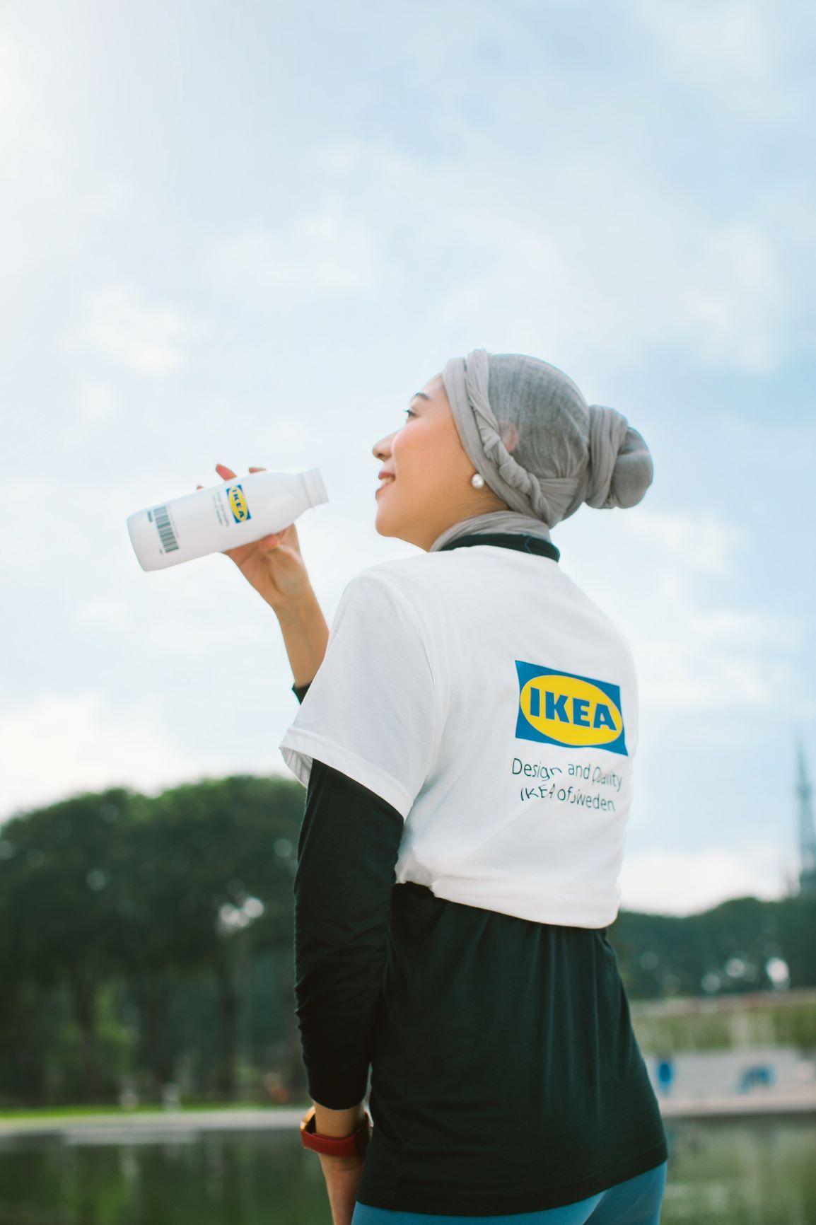 IKEA Indonesia Rilis Koleksi Ecofriendly Fashion Bertema EFTERTRÄDA