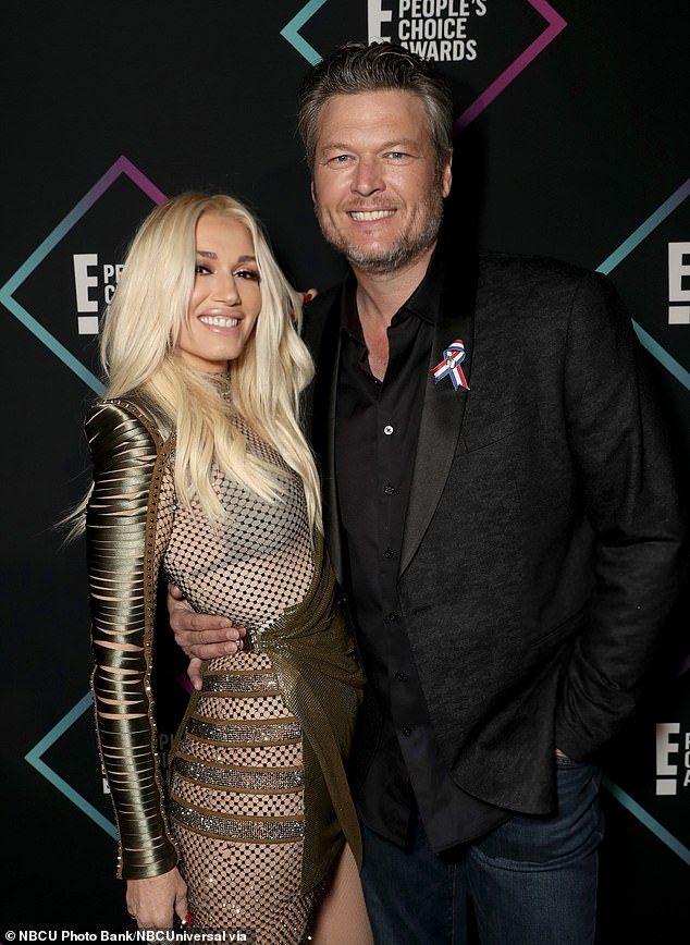 Benarkah Gwen Stefani & Blake Shelton Diam-Diam Menikah? Ini Faktanya