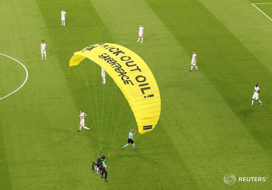 Ada-Ada Saja, Ini Hal Kocak yang Terjadi Selama Piala Euro 2020