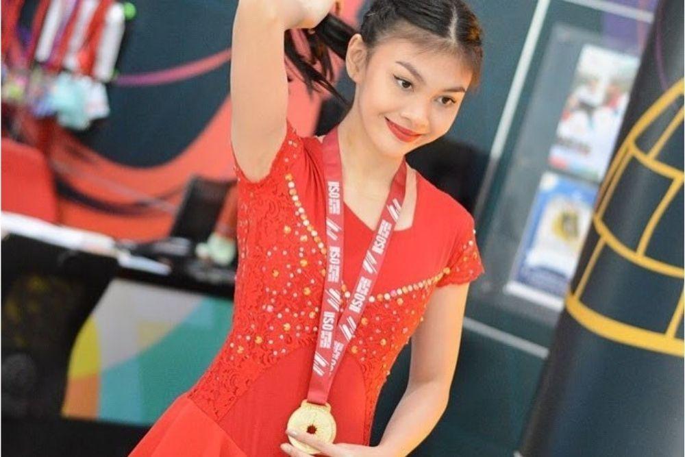 Intip Potret Putri Anjasmara yang Jadi Atlet Berparas Menawan