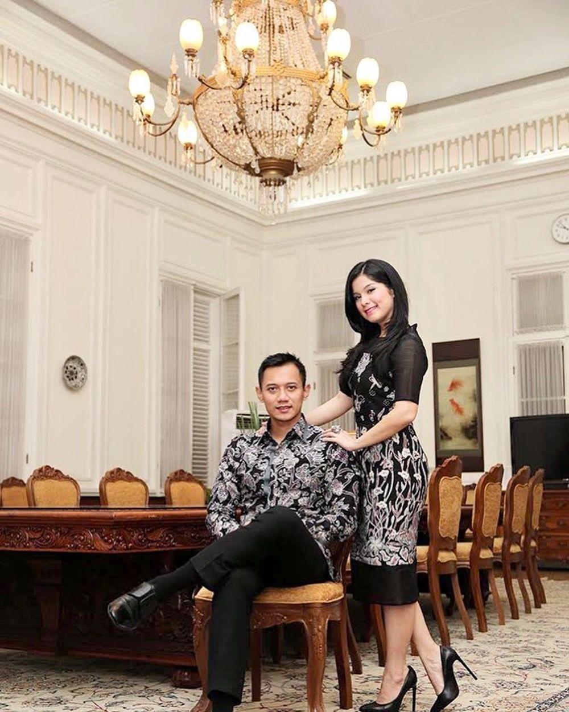 16 Tahun Menikah, Ini 9 Kisah Cinta Annisa Pohan & Agus Yudhoyono