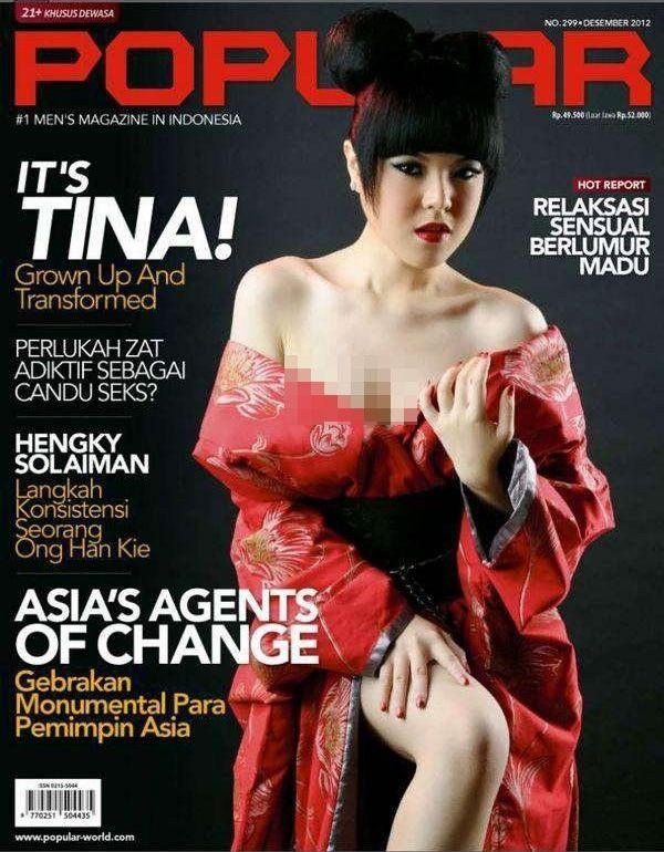 Para Artis Indonesia yang Berani Pose Seksi untuk Cover Majalah