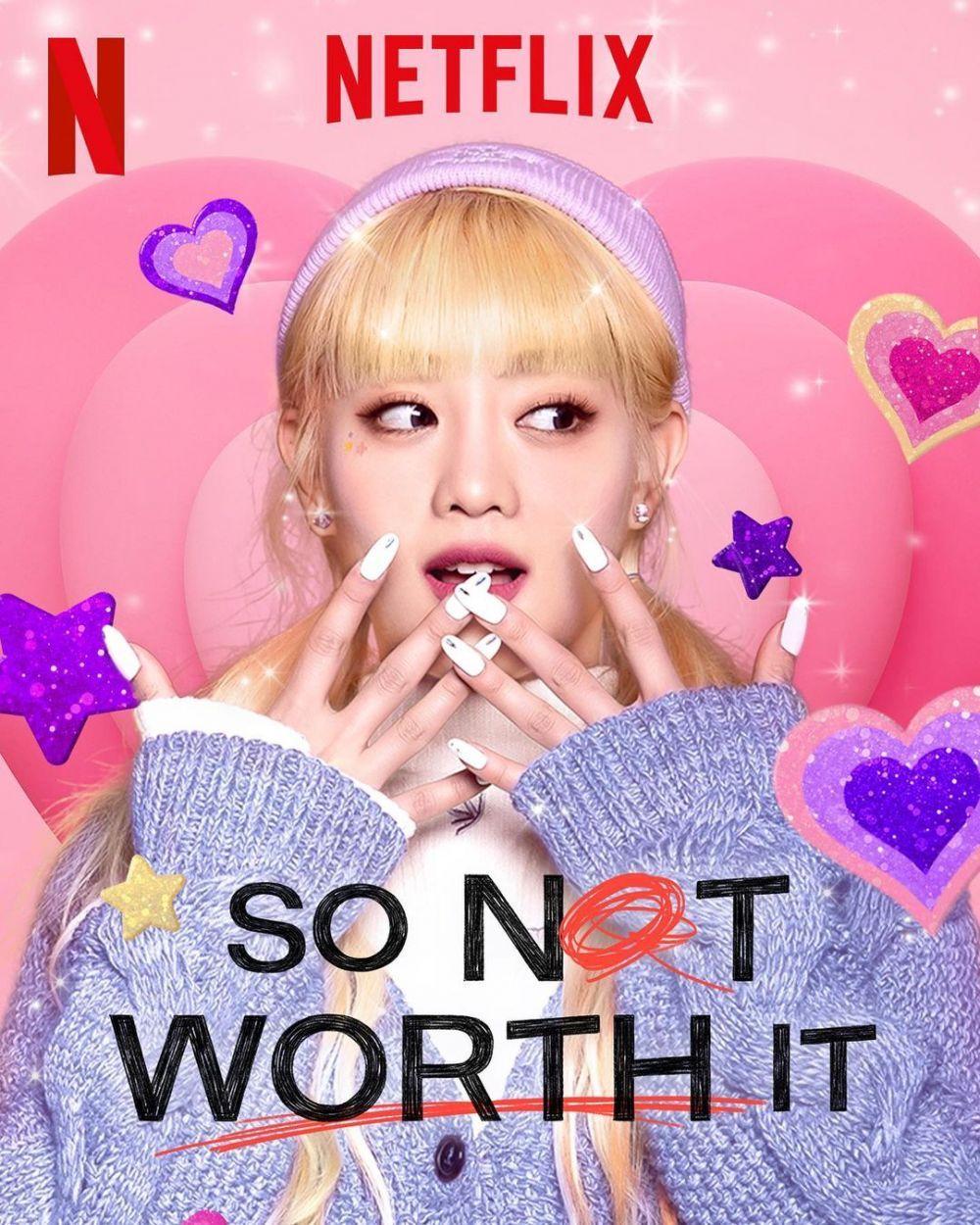 Debutdi Sitkom 'So Not Worth It', Ini Fakta Minnie (G)-IDLE
