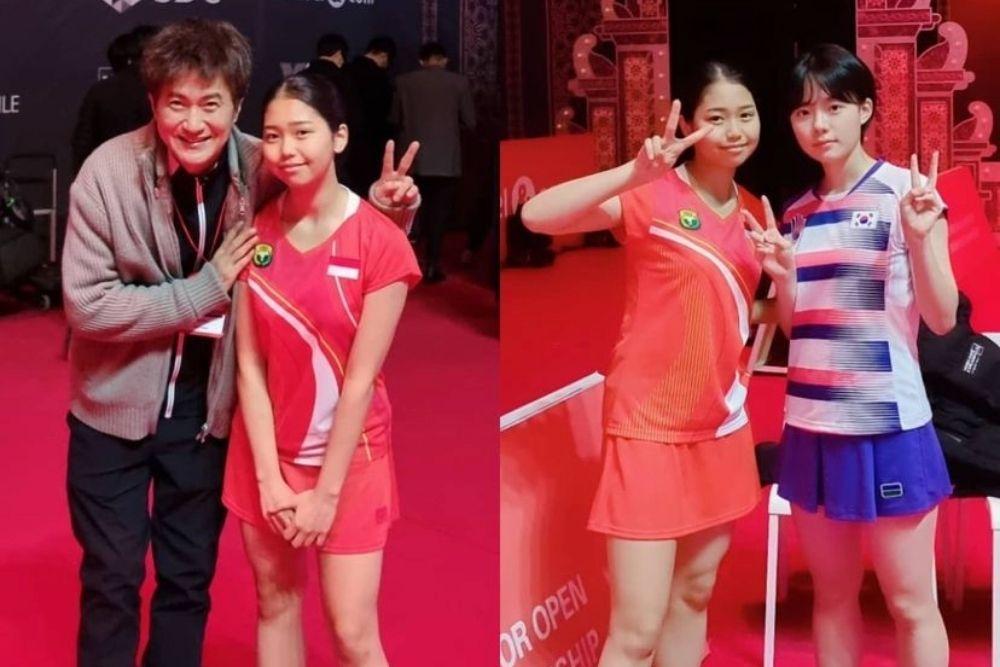Kenalan dengan Soobin Ko, Blasteran Korea-Indonesia di 'Racket Boys'