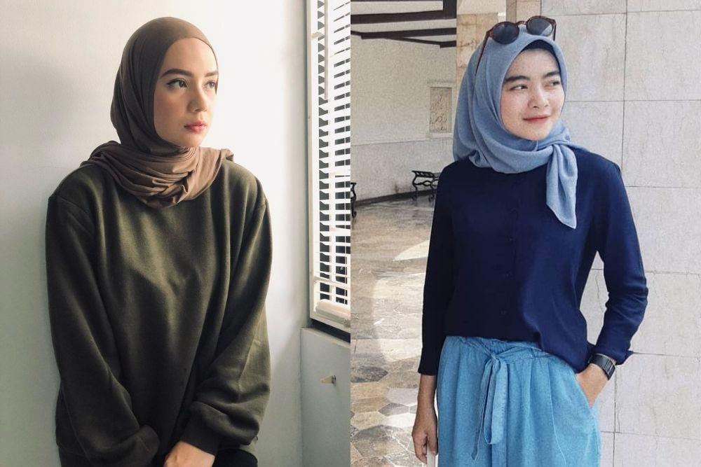 Adu Pesona Istri Arya Saloka vs Istri Ikbal Fauzi di Dunia Nyata